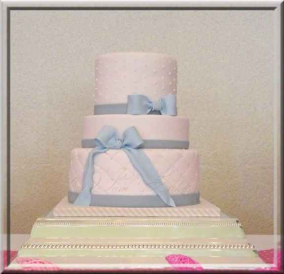 Sani Wedding Cake Design