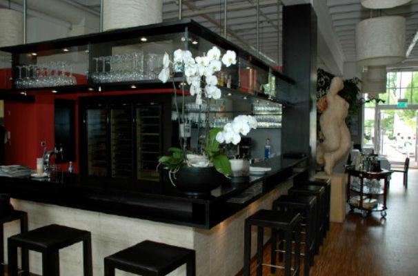 Magnolia - Restaurant im Glaspalast