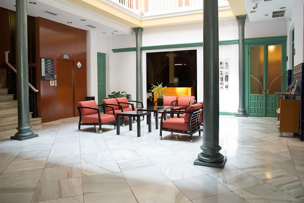Hotel Inglaterra Granada
