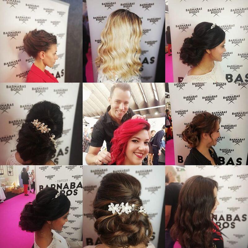 Barnabas Boros Hair