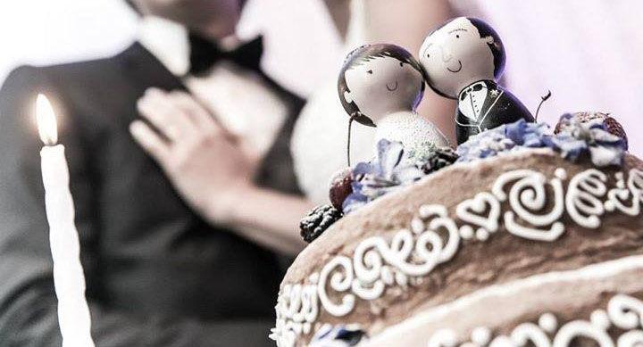 Topo de bolo - Atelier Renata Mendes
