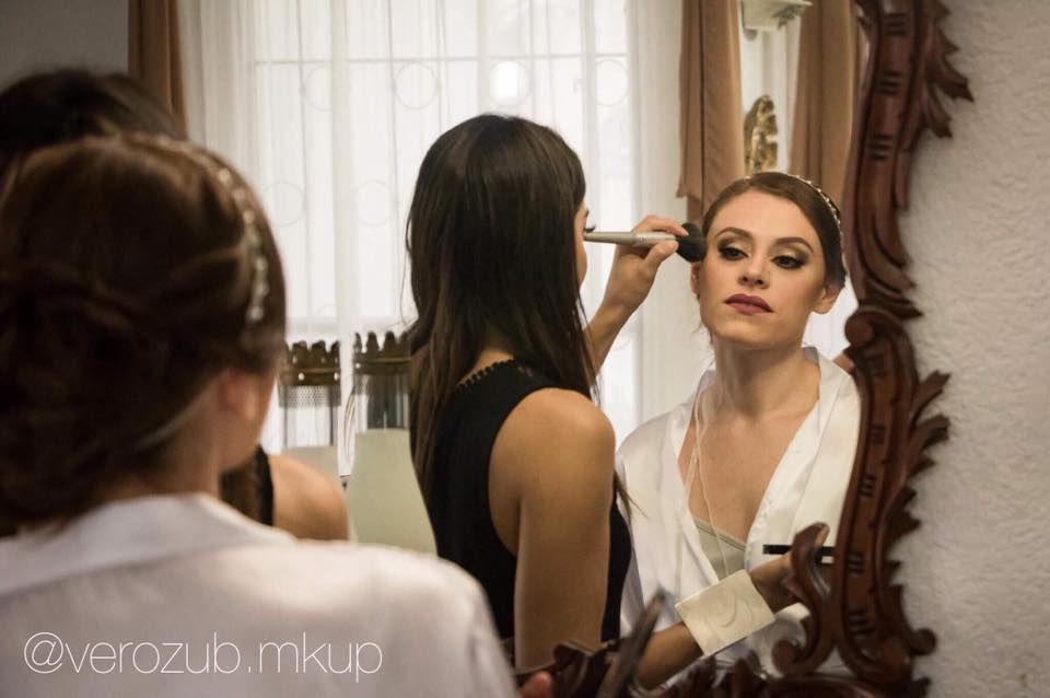 Vero Zubiaur Makeup Artist