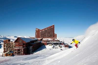 Valle Nevado. Ski Resort