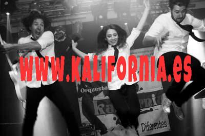 Kalifornia Party band