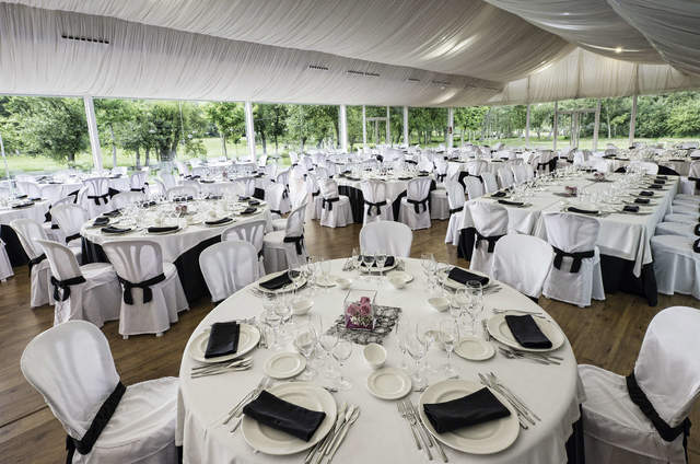 Finca Gale, Restaurante de eventos