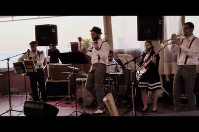 Mascalzoni Swing Band