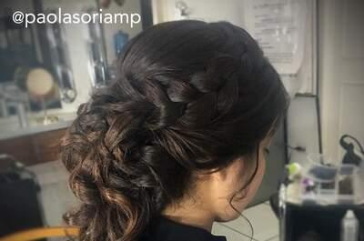 Paola Soria Maquillaje y Peinado