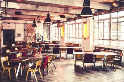 Fabrik 23 Loft - The Berlin Loft