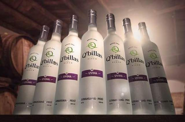 Pisco Q'billas