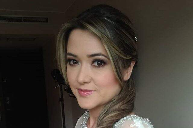 Silvia Sanabria Maquillaje