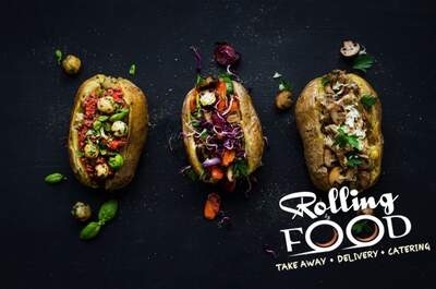 Rolling Food