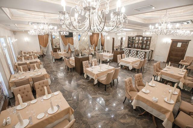 Ресторан Crystal