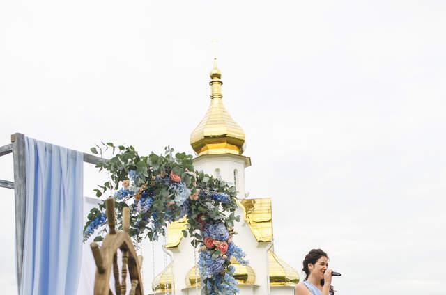 """Шатры """"Русская сказка"""" в парке """"Русь"""""""