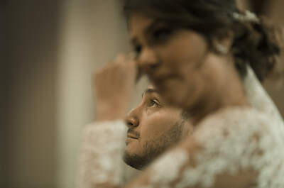 Giancarlo Aponte Wedding Portraits