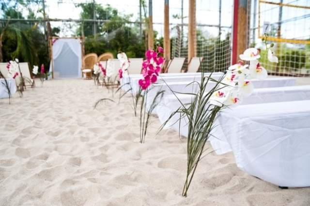 Roberto Beach Eventlocation