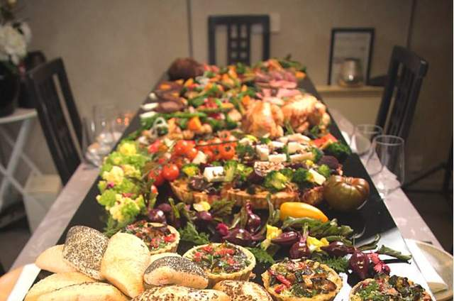 Marthelis Catering