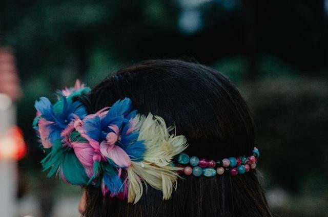 Amparo Iriarte - Tocados vest novia e invitada