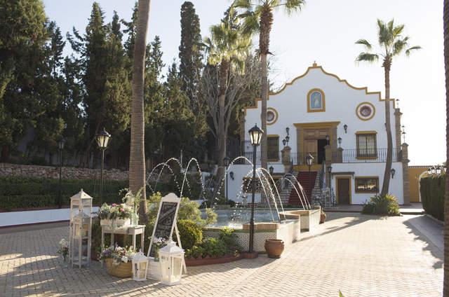 Masía Virgen de Aguas Vivas