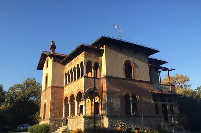 Villa Monvecchio Barilli