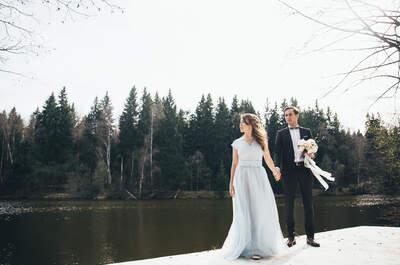 Таня Елисеева, организация свадьбы