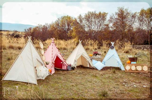 Tipi Land Factory
