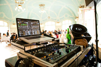 DJ Wedding
