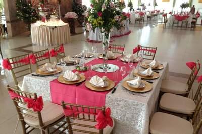 Garden Palace Salón