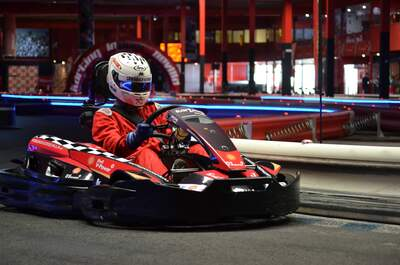 Karting indoor Sevilla