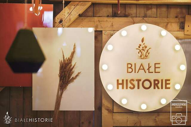 Białe Historie