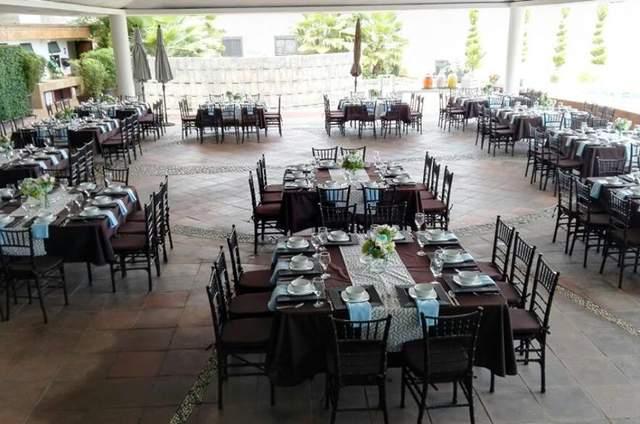 La Fortaleza Salón Jardín