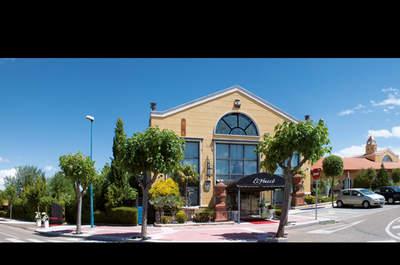 Restaurante El Hueco,Valladolid