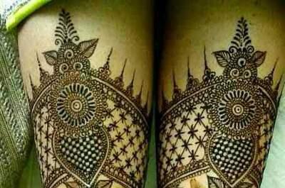 Anuj Mehandi Art
