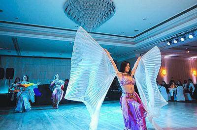 Arabescas Bailarinas Árabes