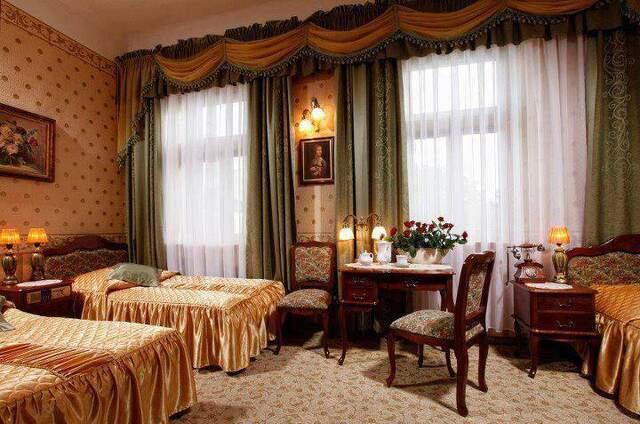 Hotel Europejski 1884 w Krakowie