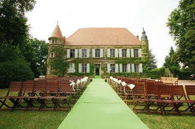 Château de la Salle de la Pacaudière