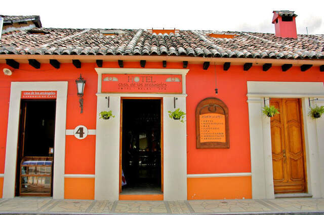 Hotel Casa de los Arcángeles