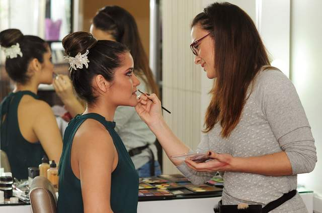 Diana Oré Make Up Artist
