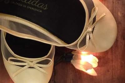 Enrolladas - bailarinas para bodas