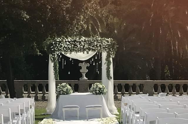 Il Caruggio Fiorito Stefania Armenio Wedding floral designer