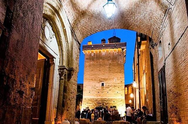 La Cavallerizza al Castello di S. Basilio