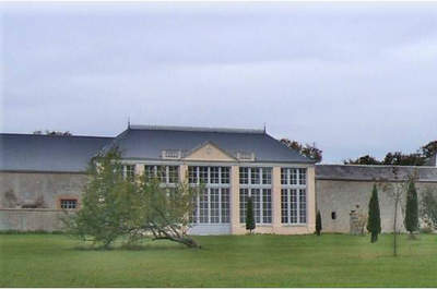 Orangerie du château de Cambray