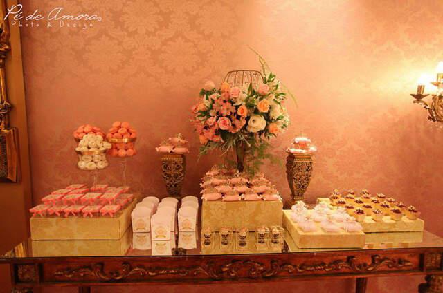 Luxos e Mimos - Lembranças Personalizadas