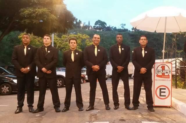 Equipe 1 Seguranças
