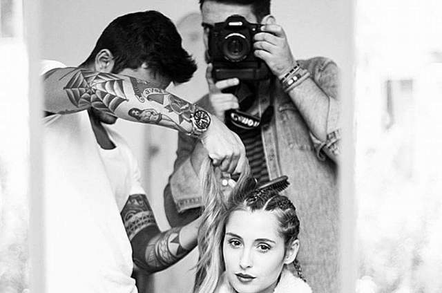 Bruno Pinto Hairstylist