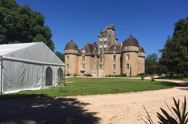 Château d'Aynac