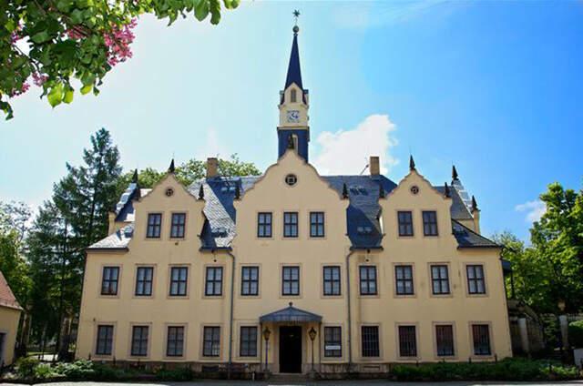 Schloss Burgk- Sachsen