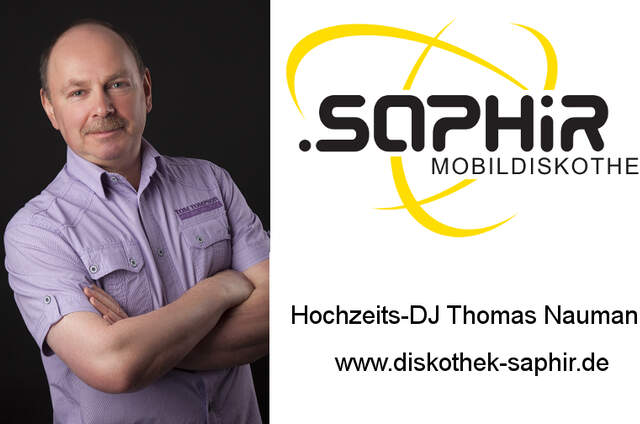 DJ Thomas Naumann - Mobildiskothek SAPHIR