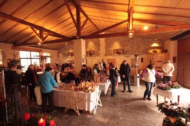 Römerhof im Weingut Geil