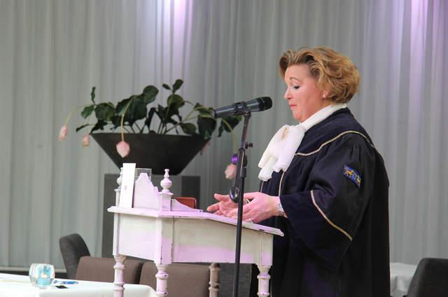Linda Speciaal Huwelijksambtenaar