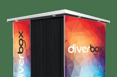DIVERBOX , CABINA DE FOTOS